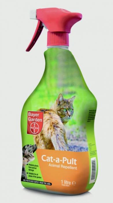 Cat-A-Pult Animal Repellent 1L Rtu