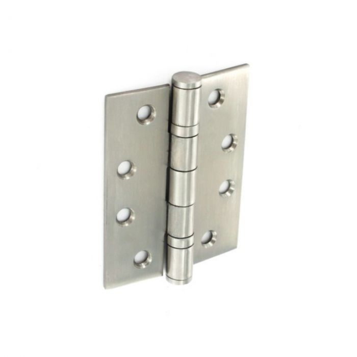 Securit Ball Bearing Stainless Steel Hinges (Pair) 100Mm