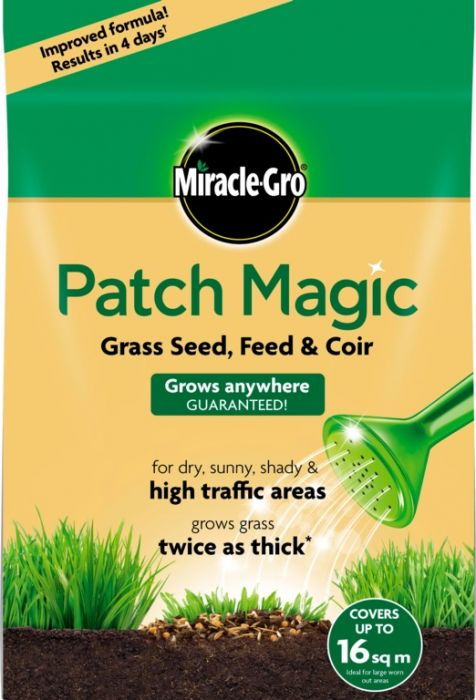 Miracle-Gro Patch Magic Bag 3.6Kg