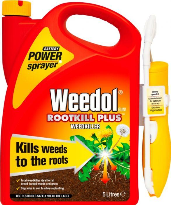 Weedol Rootkill Plus Gun! 5L