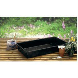 Garland Titan Garden Tray Black
