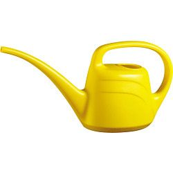 Green Wash Eden Watering Can 2L Yellow