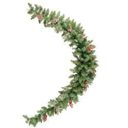 Sherwood Frosted Garland