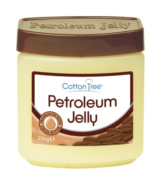 Cotton Tree Petroleum Jelly With Coco Butter 226G Tub