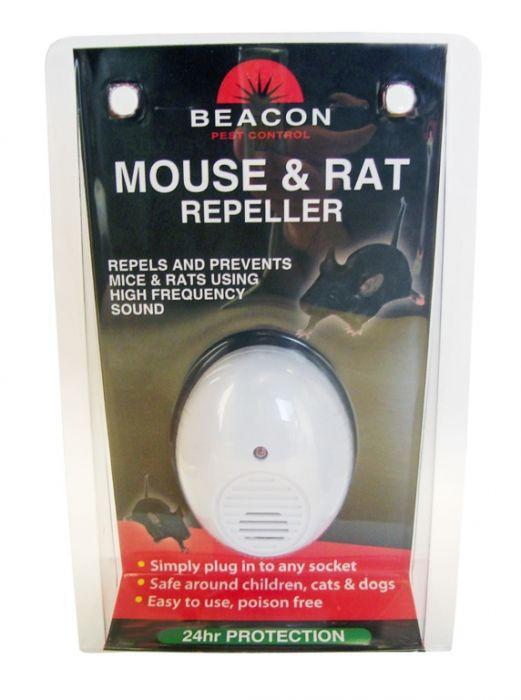 Rentokil Sonic Mouse & Rat Repeller Single