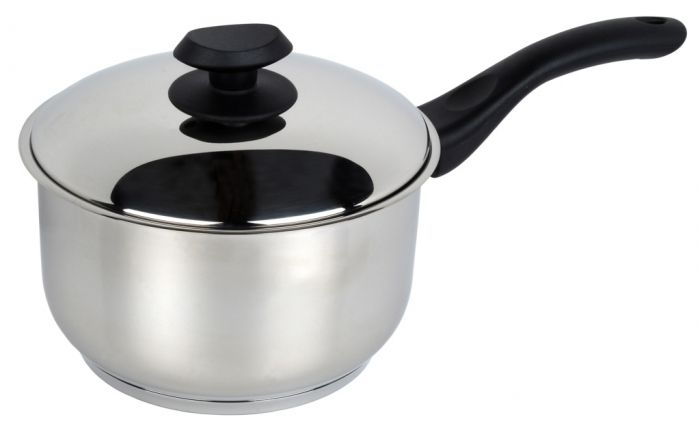 Pendeford Sapphire Collection Polished Sauce Pan 20Cm