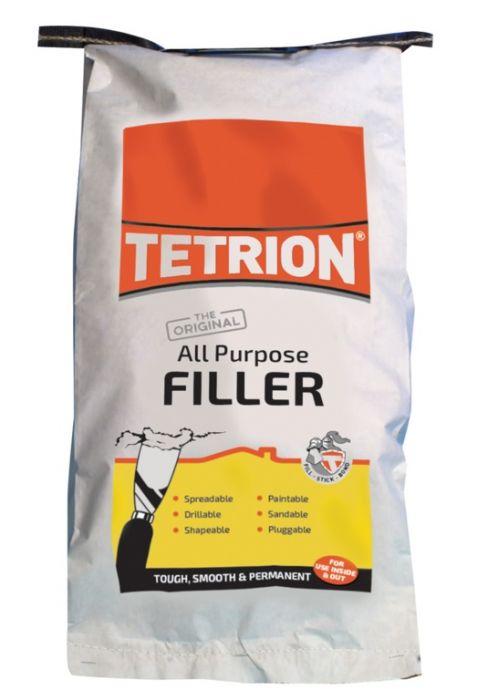 Tetrion All Purpose Powder Filler 5Kg