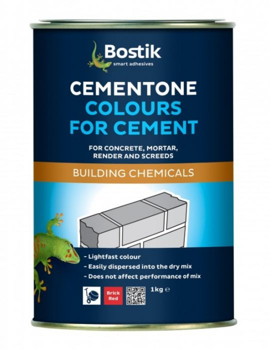 Cementone Colours For Cement 1Kg - Yellow