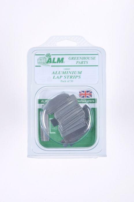 Alm Aluminium Lap Strips Pack Of 50