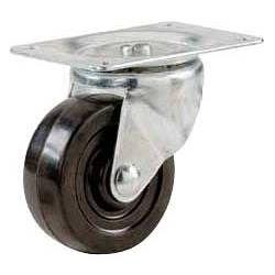 Select Swivel Castor Rubber Wheel 101Mm