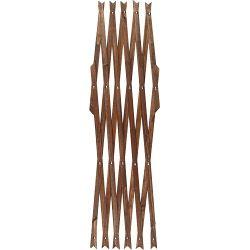 Supagarden Trellis With Metal Rivets 8Mm Brown 6Ft X 3Ft