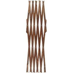 Supagarden Trellis With Metal Rivets 8Mm Brown 6Ft X 4Ft