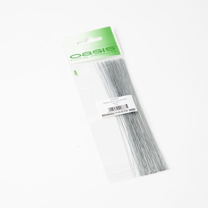 Oasis Hobby Wire - Galvanised Wire 7 X 30 Gauge X 15G