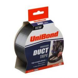 Unibond Duct Tape Silver 50Mm X 25M