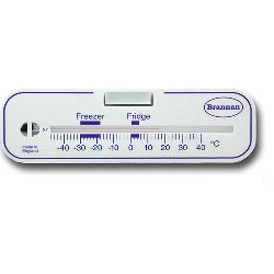 Brannan Fridge Freezer Thermometer Horizontal
