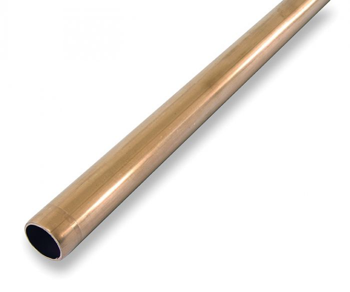 Copper Pipe 2M X 15Mm