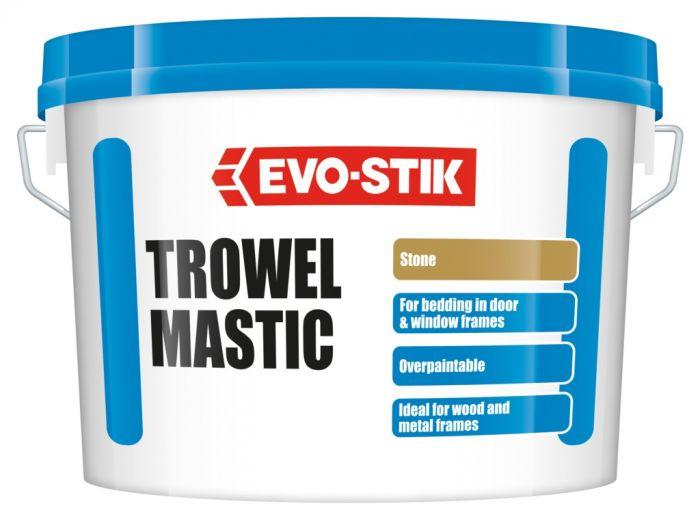 Vallance Trowel Mastic - Stone 5Kg