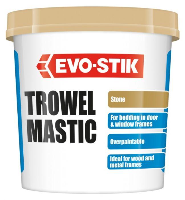 Vallance Trowel Mastic - Stone 2.5Kg