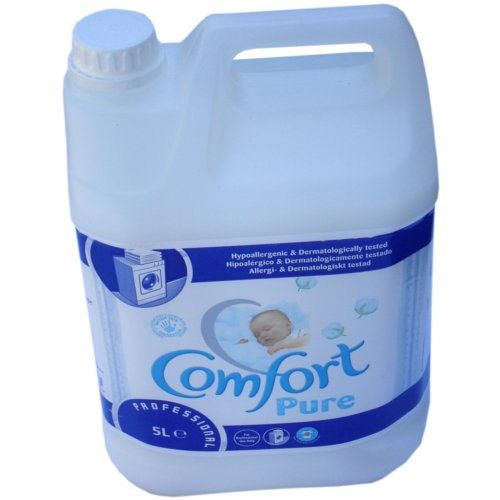 Comfort Fabric Softener 5L Pure
