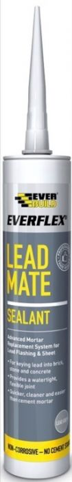 Everbuild Lead Mate Sealant C3 Grey