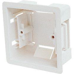Dencon 1 Gang Dry Lining Box. 36Mm Deep Pack Of 10