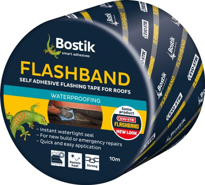 Bostik Flashband Original Finish 10M X 100Mm