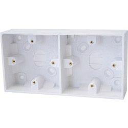 Dencon Dual Gang Box Pre-Packed