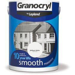 Granocryl Smooth Masonry 5L Brilliant White