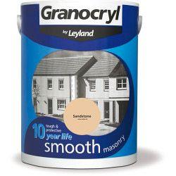 Granocryl Smooth Masonry 5L Sandstone