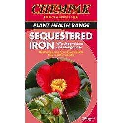 Chempak Sequestered Iron 250G