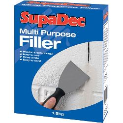 Supadec Multi Purpose Filler 1.5Kg