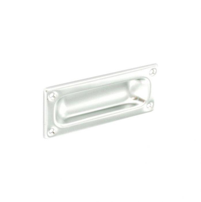 Securit Aluminium Flush Pull 90Mm