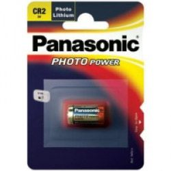 Panasonic Cr2 Lithium Camera Battery