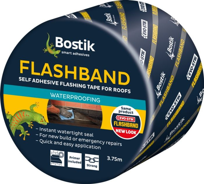Bostik Flashband Original With Primer 3.75M X 225Mm