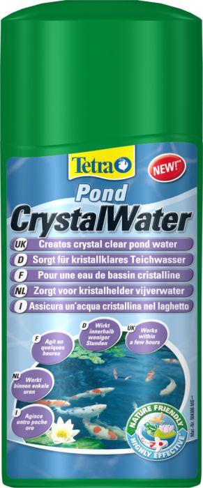 Tetra Crystal Pond Treatment 500Ml