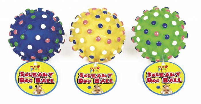 Pets At Play Squeaky Ball