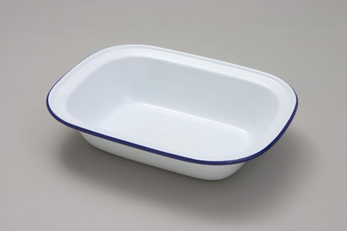 Falcon Oblong Pie Dish 18Cm
