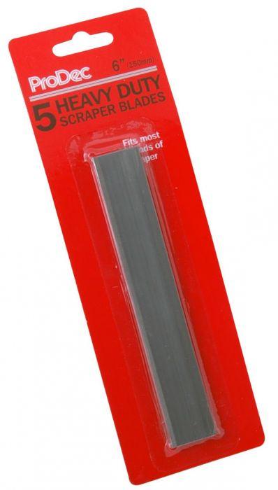 Prodec 6 Blades For Lhws6 Pack 5