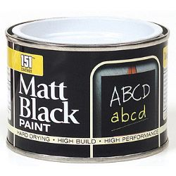 151 Coatings Matt Paint 180Ml Black