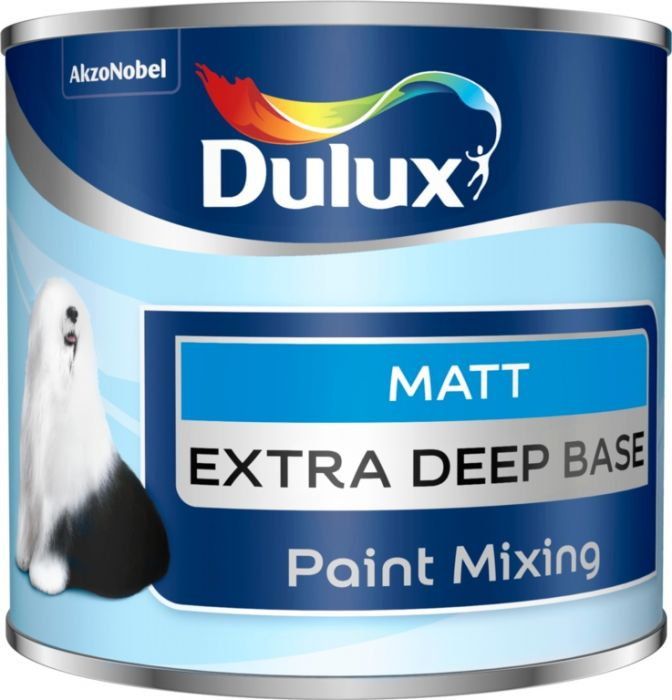 Dulux Colour Mixing Tester Base 250Ml Extra Deep