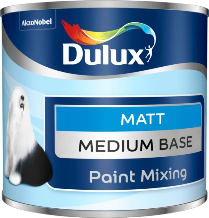 Dulux Colour Mixing Tester Base 250Ml Medium