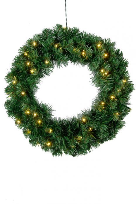 Imperial Led Outdoor Wreath