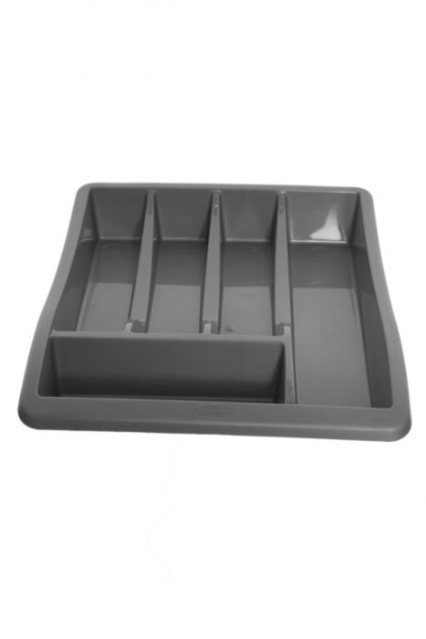 Whitefurze Cutlery Tray Silver