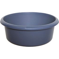 Whitefurze Large Round Bowl Silver