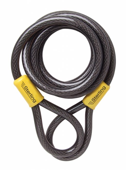Sterling Double Loop Steel Cable 8Mm X 5M
