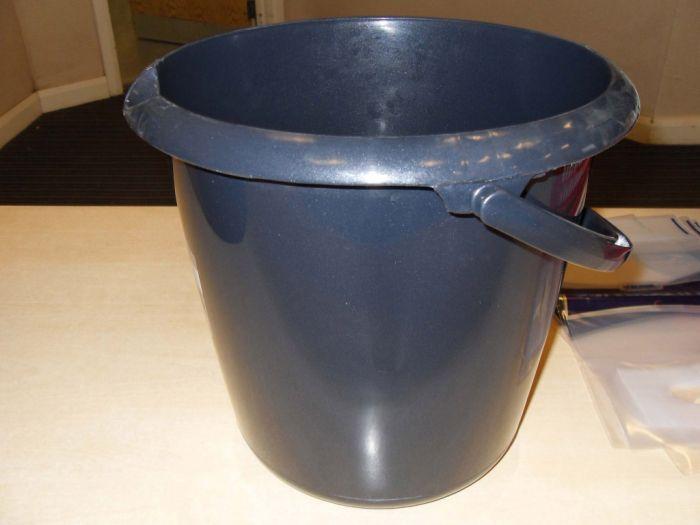 Tml Bucket 13L Graphite
