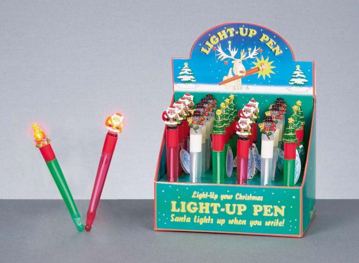 Christmas Light-Up Pen