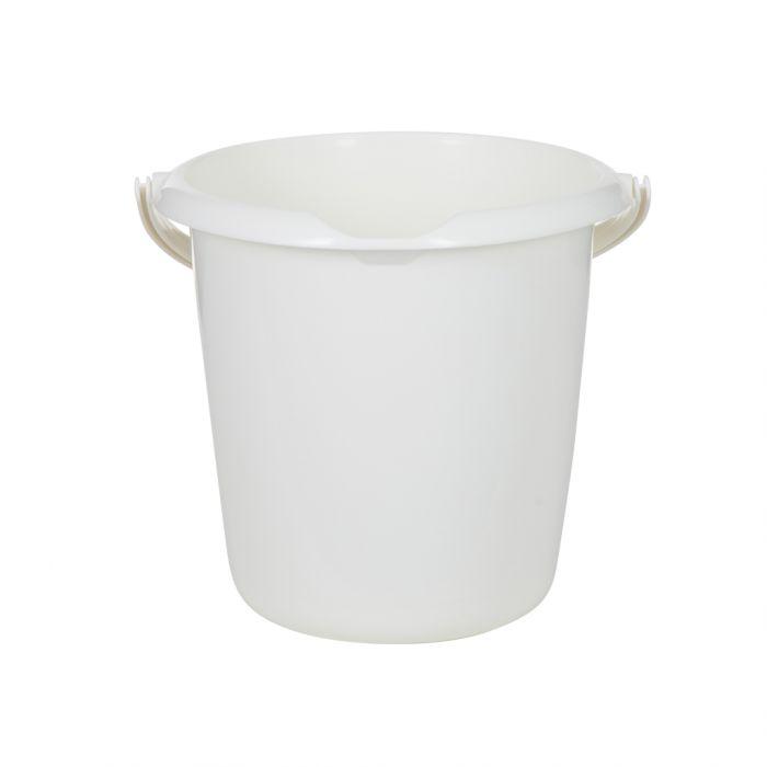 Whitefurze 10L Bucket Cream