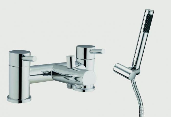 Sp Spiral Bath Shower Mixer Tap H 108Mm W 180Mm D 110Mm