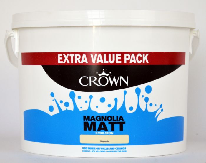 Crown Matt Emulsion 7.5L Magnolia